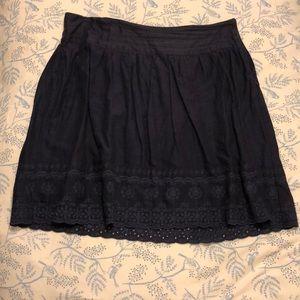 Other - Navy blue skirt